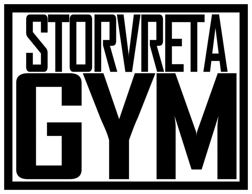 Logo för Storvreta Gym