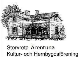 Logo för Storvreta Ärentuna Kultur- och Hembygdsförening