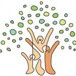 Logo för Storvretaskolan i Storvreta