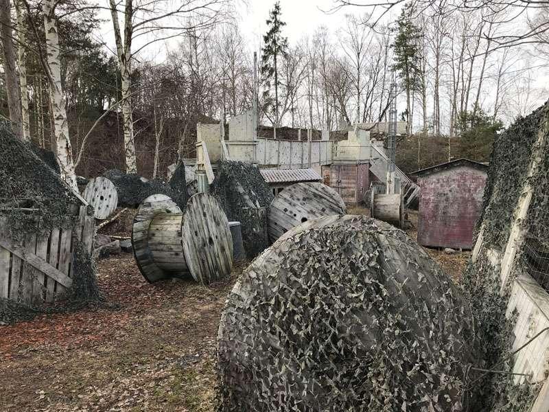 Aktivitet & Paintball Fullerö i Storvreta