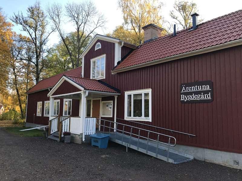 Ärentuna bygdegård i Storvreta