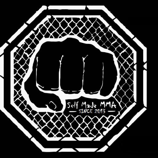 Logo för Self Made MMA i Storvreta