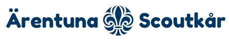 Logo för Ärentuna scoutkår i Storvreta