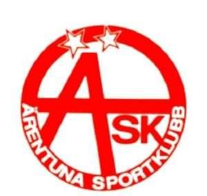 Logo för Ärentuna sportklubb i Storvreta