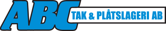 Logo för ABC tak & plåtslageri AB i Storvreta