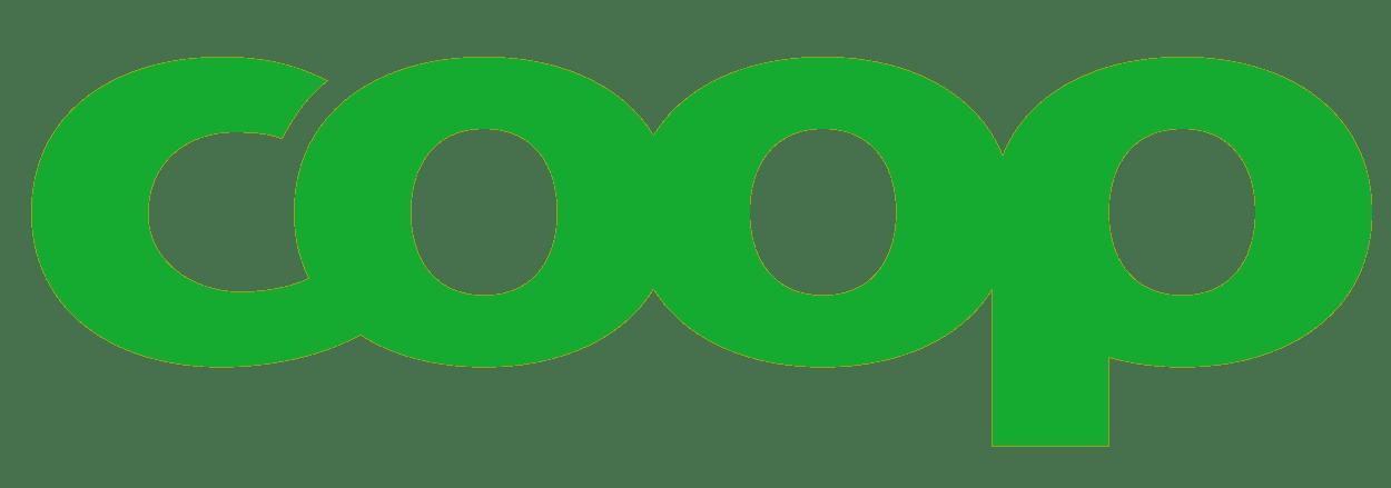 Logo för COOP i Storvreta