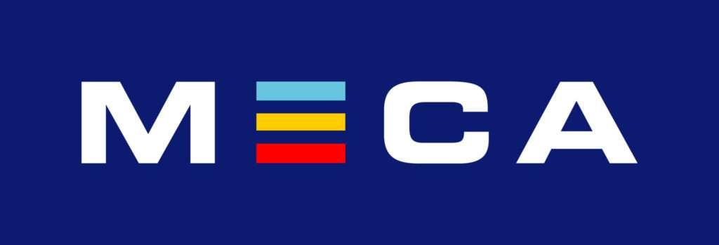 Logo för MECA i Storvreta