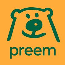Logo för Preem i Storvreta