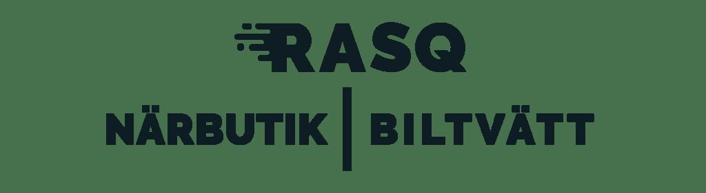 Logo för RASQ i Storvreta