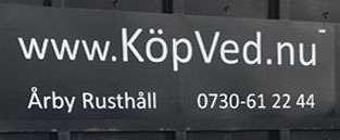 Logo för Årby rusthåll i Storvreta