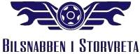 Logo för Bilsnabben i Storvreta