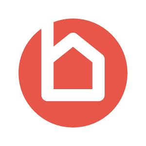 Bostadssurf logo