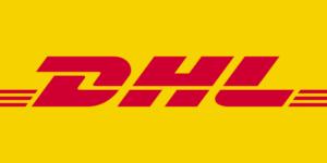Logo för DHL