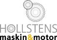 Logo för Hollstens maskin & motor i Storvreta