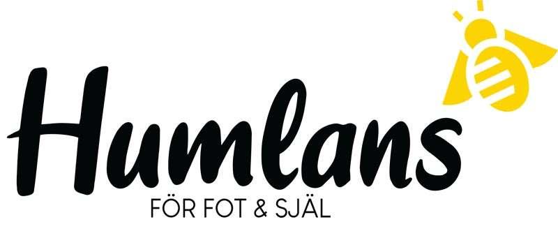 Logo för Humlans fot och själ i Storvreta