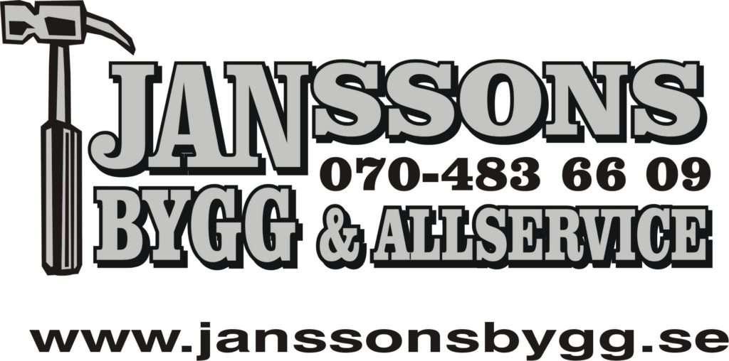 Logo för Janssons Bygg Allservice i Storvreta