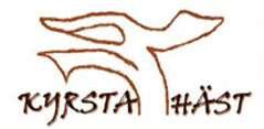 Logo för Kyrsta häst i Storvreta