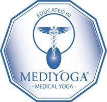 Logo för Mediyoga i Storvreta