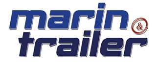 Logo för Mrin trailer i Storvreta