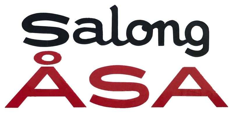 Logo för Salong Åsa i Storvreta