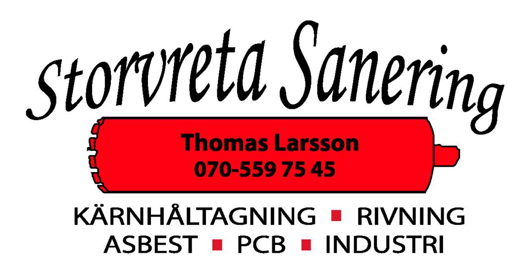 Logo för Storvreta sanering