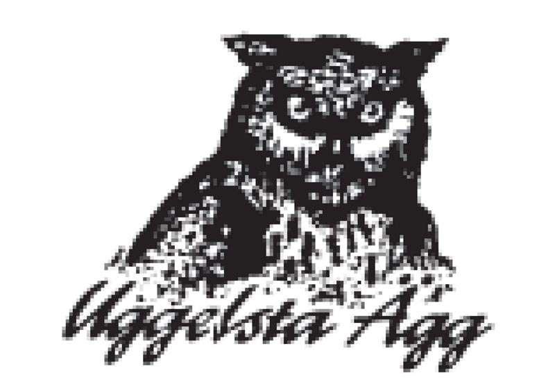 Logo för Uggelsta ägg i Storvreta