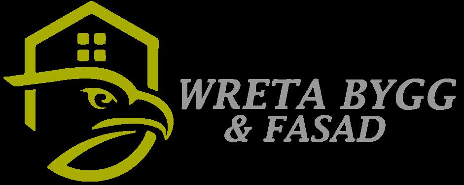 Logo för Wreta bygg & fasad i Storvreta