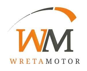 Logo för Wreta motor i Storvreta