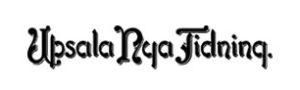 Uppsala Nya Tidning logo
