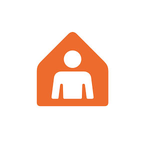 Bostadsportal logo