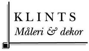 Klints måleri & dekor logo