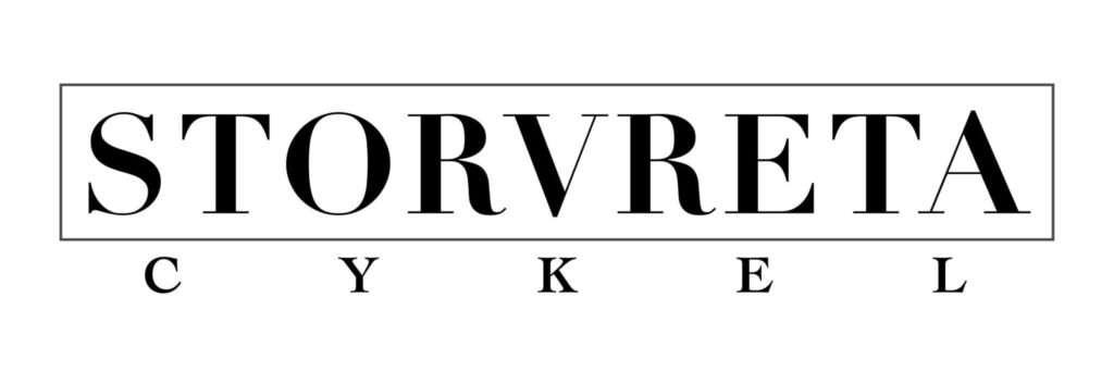 Storvreta cykel logo