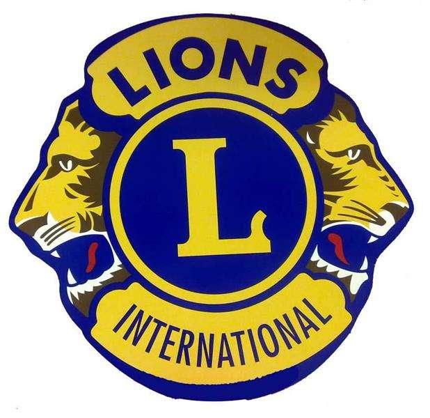 Logo för Lions Club Storvreta