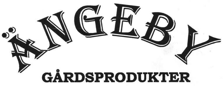 Ängeby gårdsprodukter logo