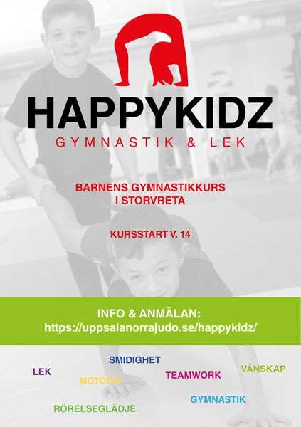 Happy Kidz omgång 2