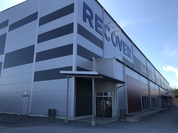 Recover hallen Gränby