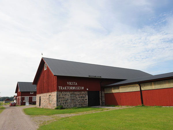 Viksta traktormuseum