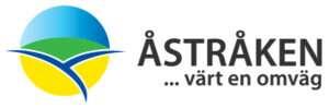 Logo för Åstråkens Turismförening