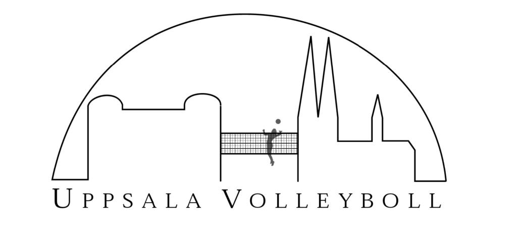 Uppsala Volleyboll logo