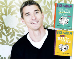 Forfattarbesok Johan Unenge Storvretabiblioteket