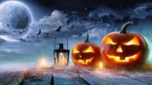 Halloweenpromenad Storvreta