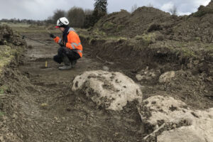 Utgrävning Arkeologikonsult Storvreta