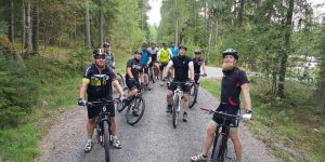 Facebooklogo för Mountainbike i Storvreta